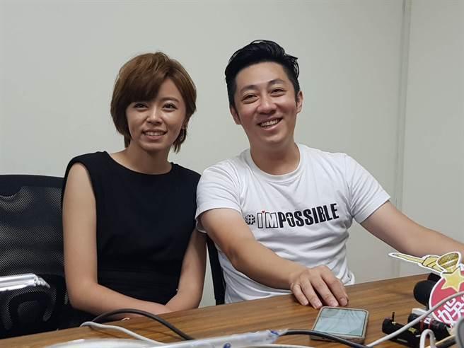 艾成与王瞳爱情长跑多年,终于在今年7月修成正果。(本报系资料照)