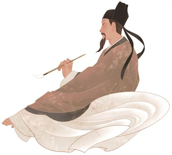 關於李白、杜甫誰更厲害,是個正兒八經的學術問題,叫作「李杜優劣論」。(圖/曾儀)