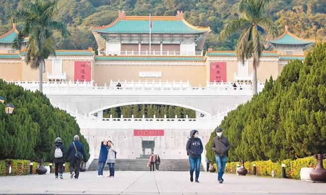 故宮博物院傳將改隸屬於文化部管轄,引起爭議。故宮前院長馮明珠疾呼要三思。(本報資料照片)