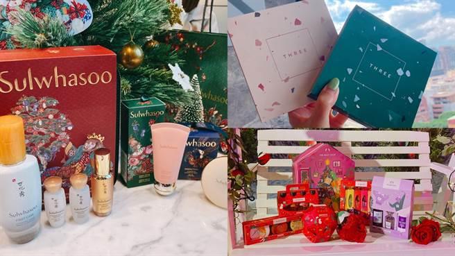 12月即將到來,路上的聖誕節慶氣氛越來越濃厚,想要為愛美的朋友準備聖誕禮物,先來看看這篇就絕對不會買錯!(邱映慈攝)