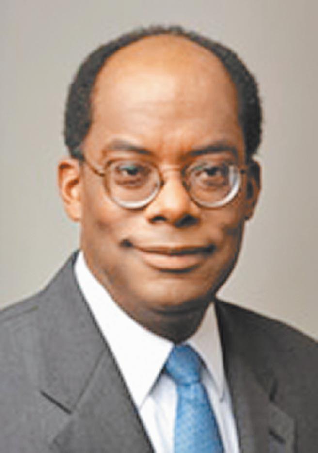 白宫国家经济会议主席人选佛格森(Roger Ferguson)。(图取自互联网)