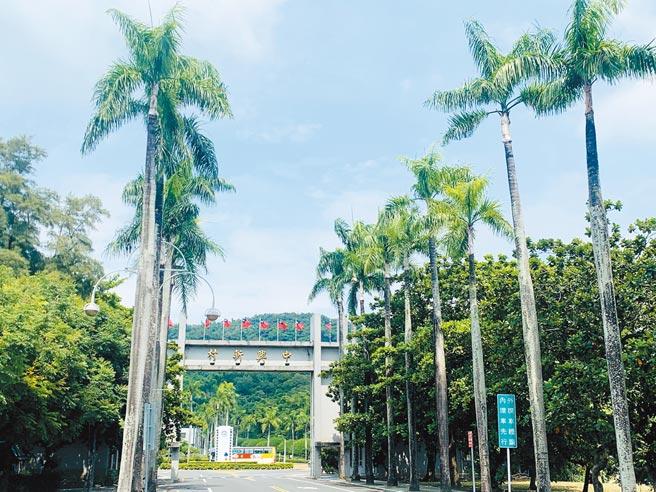 台灣省政府所在地中興新村,兼具政治、歷史與文化意涵。(廖志晃攝)