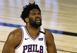 NBA》自責沒入年度陣容 恩比德:我欠費城一個冠軍
