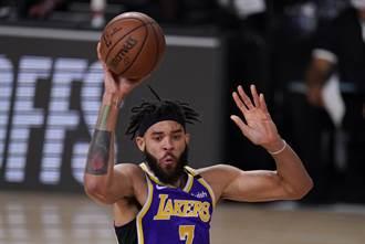 NBA》發文告別湖人 麥基:感謝讓我當冠軍先發中鋒