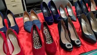 變態出沒?女珍藏28雙高跟鞋失竊 竊嫌:壓力大