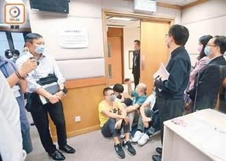 港區議員近年吵鬧不斷 特首:正研議公職人員受國安法約制
