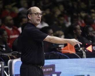 NBA》火箭老闆屬意范岡迪執教 遭哈登韋少否決