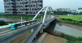 淡海輕軌慶通車 擴大50元1日券優惠名單、購票地點