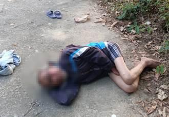後壁老翁失蹤一天 倒臥路邊被尋獲警助平安返家