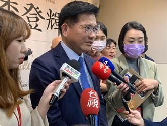 藍委爆料「向蔡英文抱怨蘇」 林佳龍澄清:不必當真