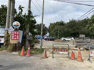 新竹新月沙灘復育工程 即日起封閉至明年6/30