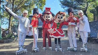 六福村「童話耶誕」今登場 陪大小朋友歡度佳節