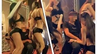 「4辣妹水蛇磨蹭男大生」慾火影片流出學校急道歉 網一面倒:哪裡錯?