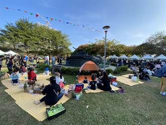 疫情衝擊 草地野餐音樂會為公益團體送暖