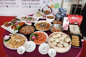 彰化鹿溪宴澎湃菜色和桌數破紀錄 佳餚融入地故事和文化結合