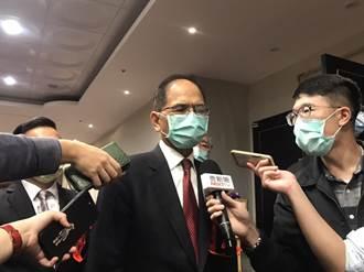 游錫堃證實 謝長廷曾與他談到日本核食議題