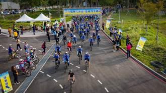 追風找茶趣!八卦山自行車嘉年華吸引500名車友