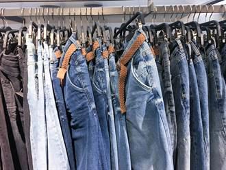 牛仔褲泡出黃水 洗衣店千金專業文「長知識了」