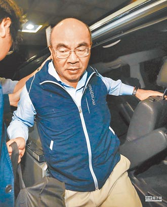兆豐金前董座蔡友才 一審判9月