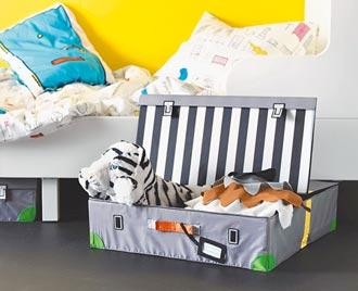 掌握4大原則 兒童房安心舒適