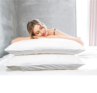 枕頭依材質壽命約1~5年