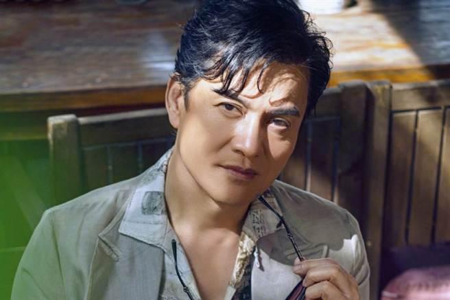 現年63歲的呂良偉,自身狀態維持的相當好 (圖/ 呂良偉微博)
