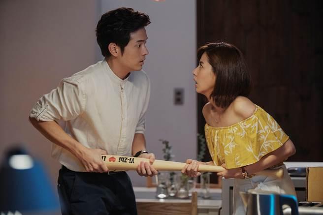 HBO Asia原創影集《戒指流浪記》由宥勝、林予晞主演。(HBO Asia提供)