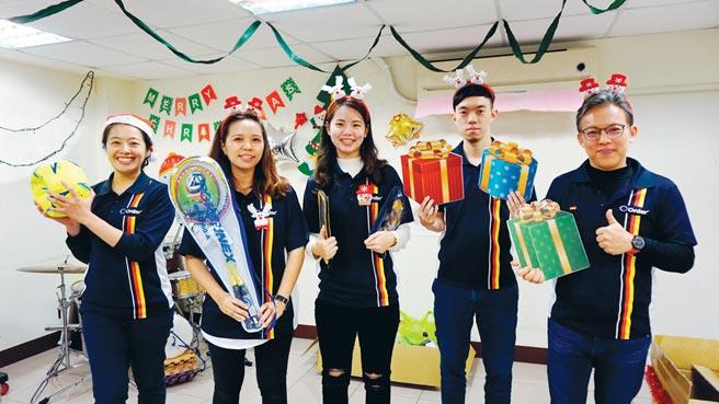 歐德集團「手護星願」耶誕禮物募集活動開跑。圖/業者提供