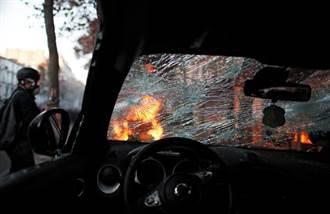法國整體安全法爭議延燒 巴黎5萬人上街怒求撤回