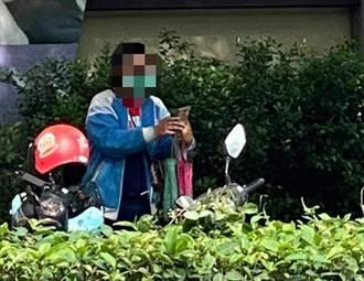 左左右右有大叔狂粉 穿制服在母校門口站崗 校方無奈報警