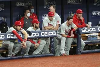 MLB》費城人隊虧損42億元 急尋新總管