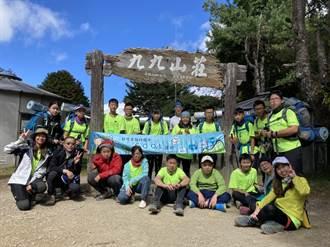 海拔3400公尺的課程 新科國中學生跨域登山素養課程超COOL