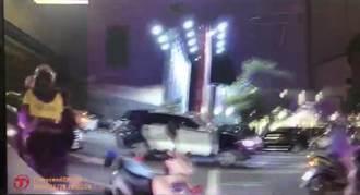 停車糾紛竟暴衝傷人 警迅速查緝嚴辦