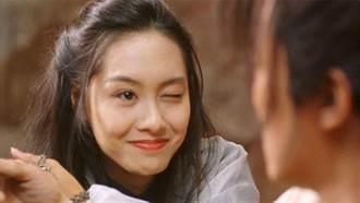 49歲朱茵重現紫霞仙子經典眨眼 粉絲看傻:歲月不敗美人