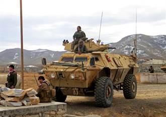 汽車炸彈襲擊阿富汗軍事基地 至少30人死亡