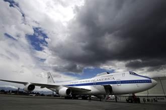 波音得到E-4「末日飛機」的升級合約