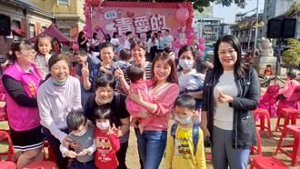前立委張嘉郡號召 青埔基金會募集852罐奶粉轉贈受扶助家庭