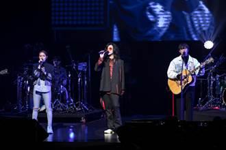 麋先生台北演唱會 嘉賓告五人「失控」大鬧場