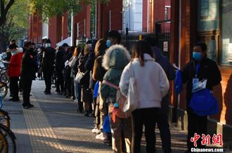 大陸公務員考試 157.6萬人爭2.57萬職位