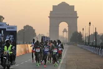 印度首都舉行半馬比賽 選手:參加跟自殺沒兩樣