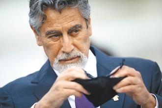 祕魯總統換不停