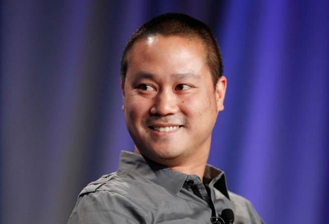 網路最大鞋商台裔創辦人謝家華辭世,得年46歲。(路透)
