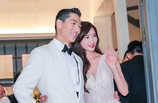 林志玲与Akira结婚1年多,感情幸福令人羡慕。(本报系资料照)