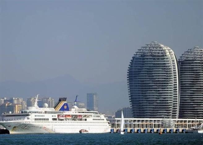 2021年月1月初,中國大陸全國人大公布了《海南自由貿易港法(草案)》全文,徵求修改意見。(取自東網)