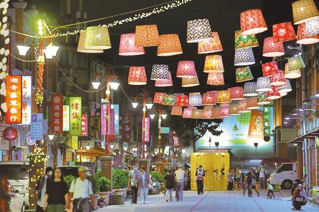 2021臺北跨年燈飾11月28日起正式亮相。(臺北市政府觀光傳播局提供)