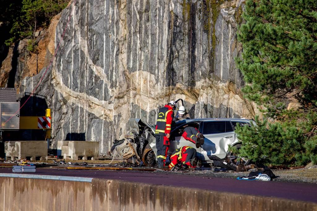 VOLVO 交通事故調研小組成立 50 週年 從真實事故與極限撞擊測試蒐集資訊