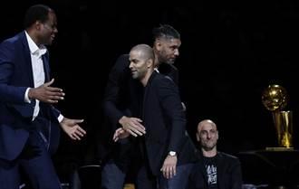 NBA》帕克出書自爆:鄧肯當年不爽馬刺選我