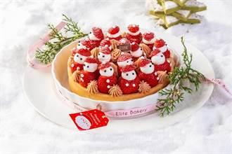 好吃也要好「拍」!六福Elite Bakery聖誕糕點吸睛開賣