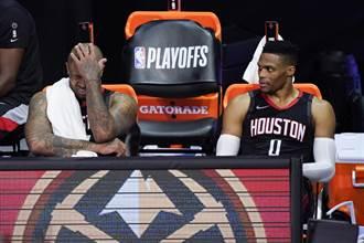 NBA》韋斯布魯克走不了?火箭堅持不放人