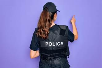 月薪給10萬也不回去!正妹女警親揭警界6大黑幕